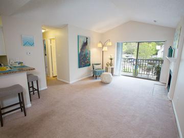 Dining/Living Room - Terraces of Western Cranston - Cranston, RI