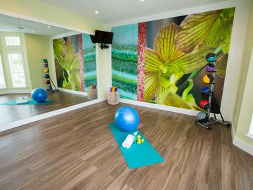 Yoga Studio - Terraces of Western Cranston - Cranston, RI