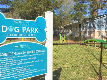 Dog Park - Avalon Shores - Bluffton, SC