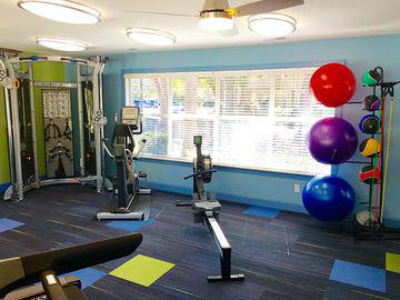 Fitness Center - Avalon Shores - Bluffton, SC
