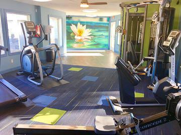 Yoga Area - Avalon Shores - Bluffton, SC