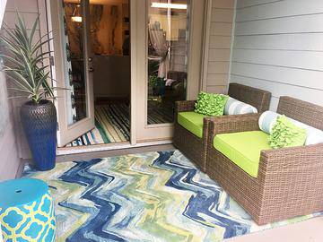 Private Patio - Avalon Shores - Bluffton, SC