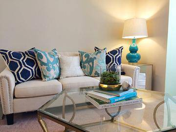 Living Room - Simmons Cay - Bluffton, SC