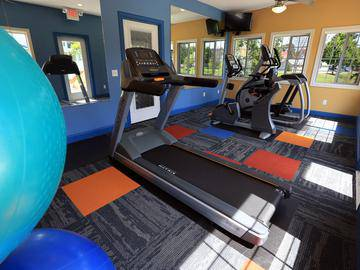 Fitness Center - Simmons Cay - Bluffton, SC