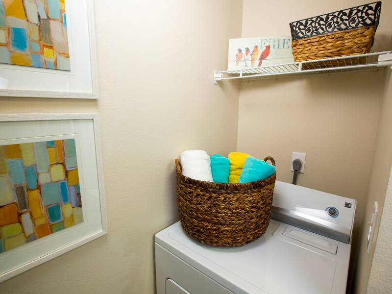 Laundry Room with Appliances