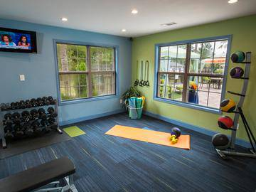 Fitness Center - The Legends at Lake Murray - Columbia, SC