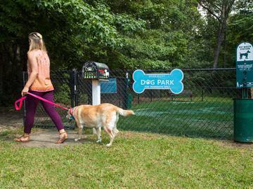 Dog Park - River Bluff of Lexington - Lexington, SC