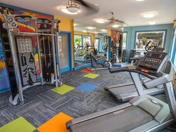24-Hour Fitness Center - River Bluff of Lexington - Lexington, SC