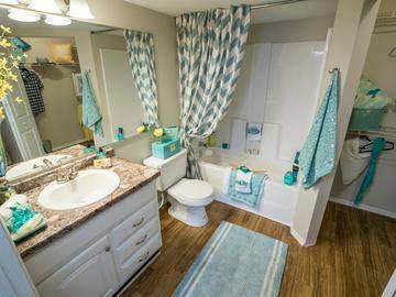 Bathroom - River Bluff of Lexington - Lexington, SC