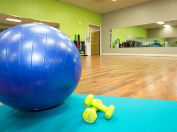 Aerofit Yoga Studio - The Element at University Park - Bryan, TX