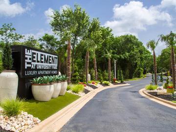 Entrance - The Element at University Park - Bryan, TX