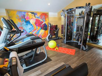 Fitness Center - Stadium View - College Station, TX