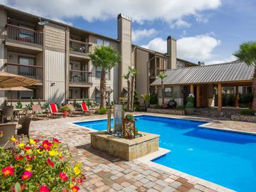 Resort-Style Pool - Stadium View - College Station, TX